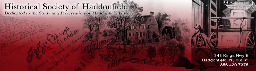 The Historical Society of Haddonfield